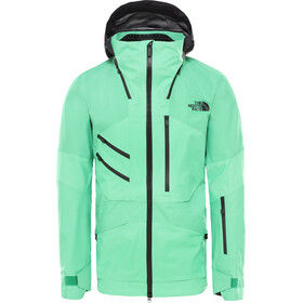 The North Face Brigandine Jacket Herre chlorophyll green fuse/weathered black fuse